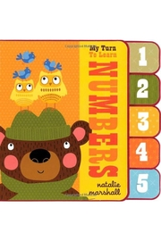 Hachette Book Group My Turn To Learn Numbers - Product Mini Image