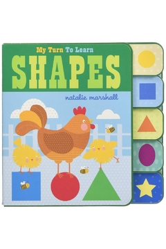 Shoptiques Product: My Turn To Learn Shapes