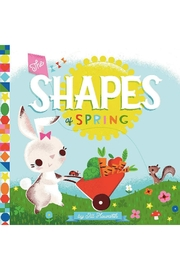Hachette Book Group The Shapes Of Spring - Product Mini Image