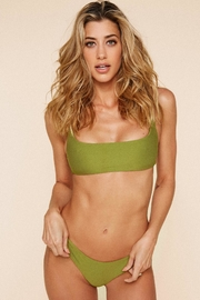 Stone Fox Swim Hacienda Bikini Top - Product Mini Image