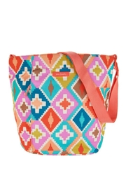 Vera Bradley Hacienda Diamonds Drawstring - Product Mini Image