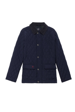 Shoptiques Product: Quilted Paddock Jacket