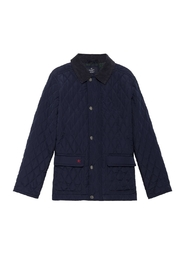 Hackett Quilted Paddock Jacket - Product Mini Image