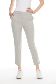 I Love Tyler Madison Haddie Crop Trouser - Front cropped