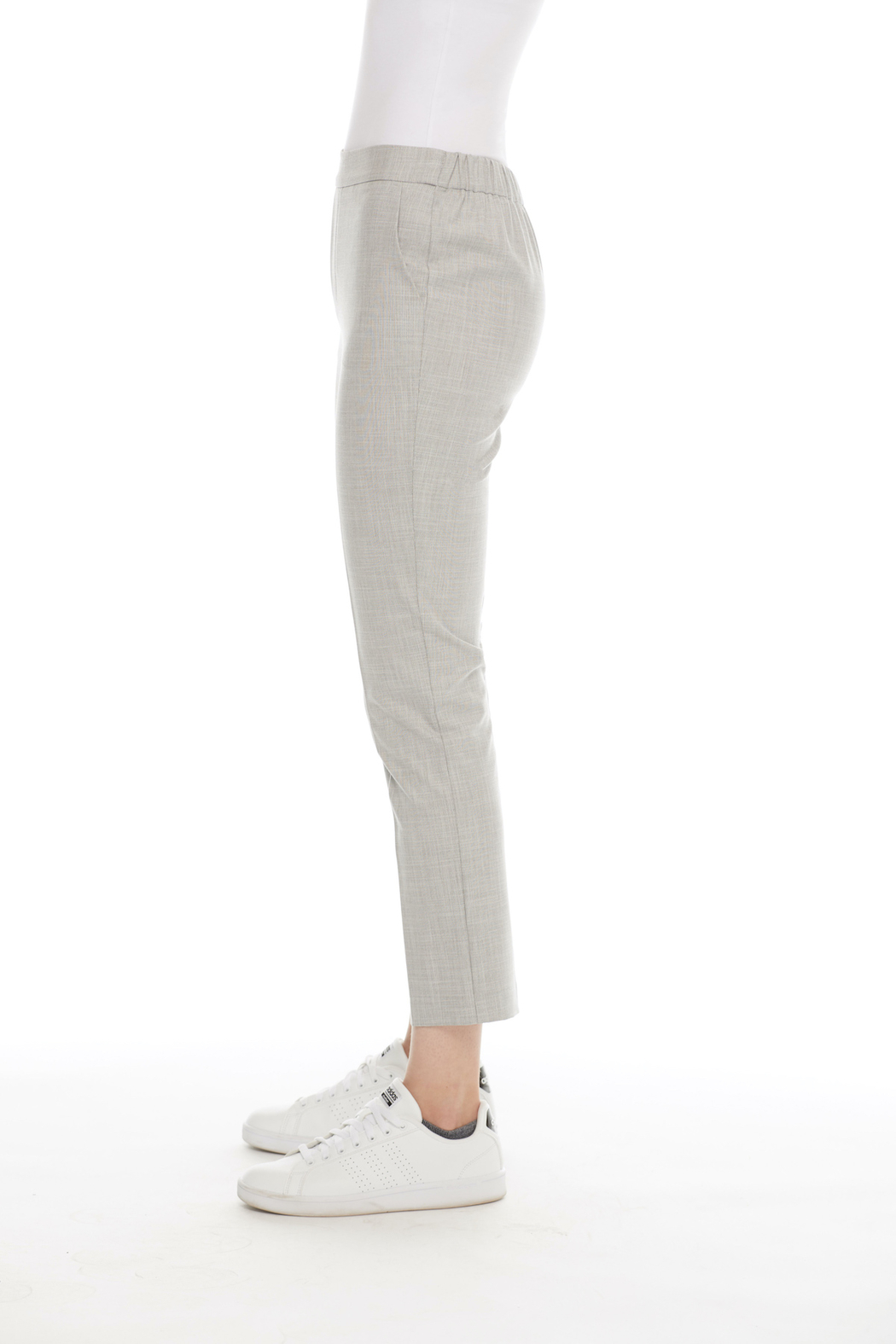 I Love Tyler Madison Haddie Crop Trouser - Front Full Image
