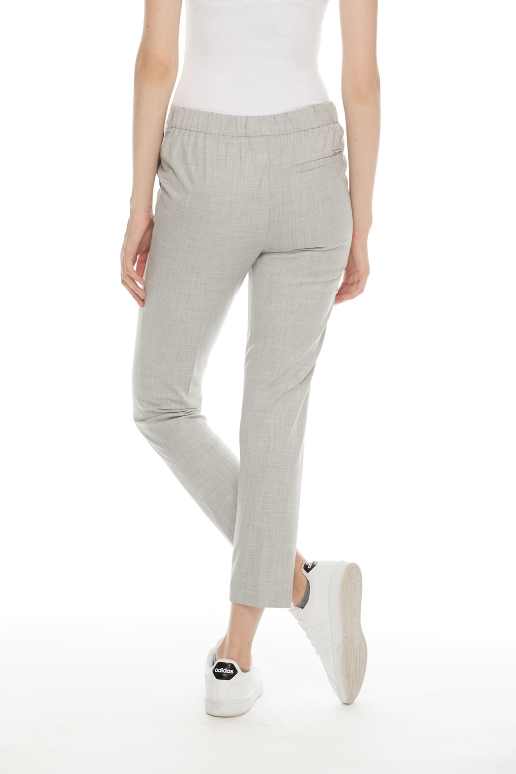 I Love Tyler Madison Haddie Crop Trouser - Side Cropped Image