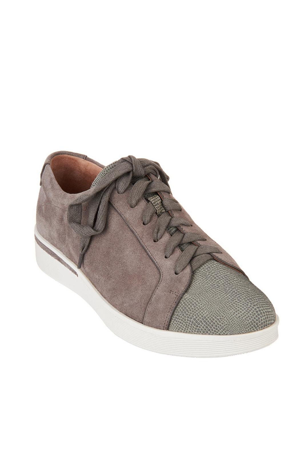 Gentle Souls Haddie Wedge Sneaker - Front Cropped Image