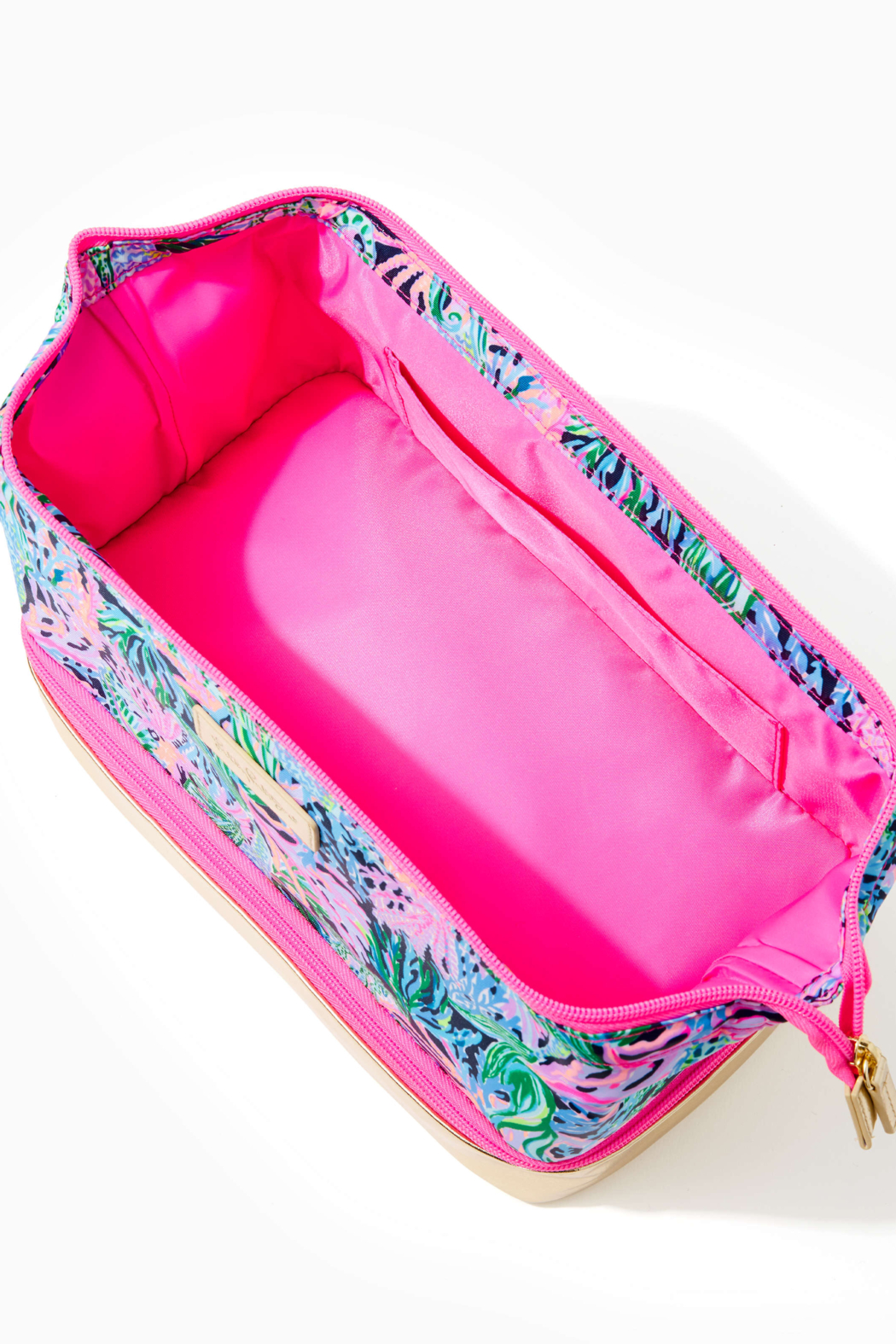 Lilly Pulitzer  Haden Travel Pouch - Front Full Image