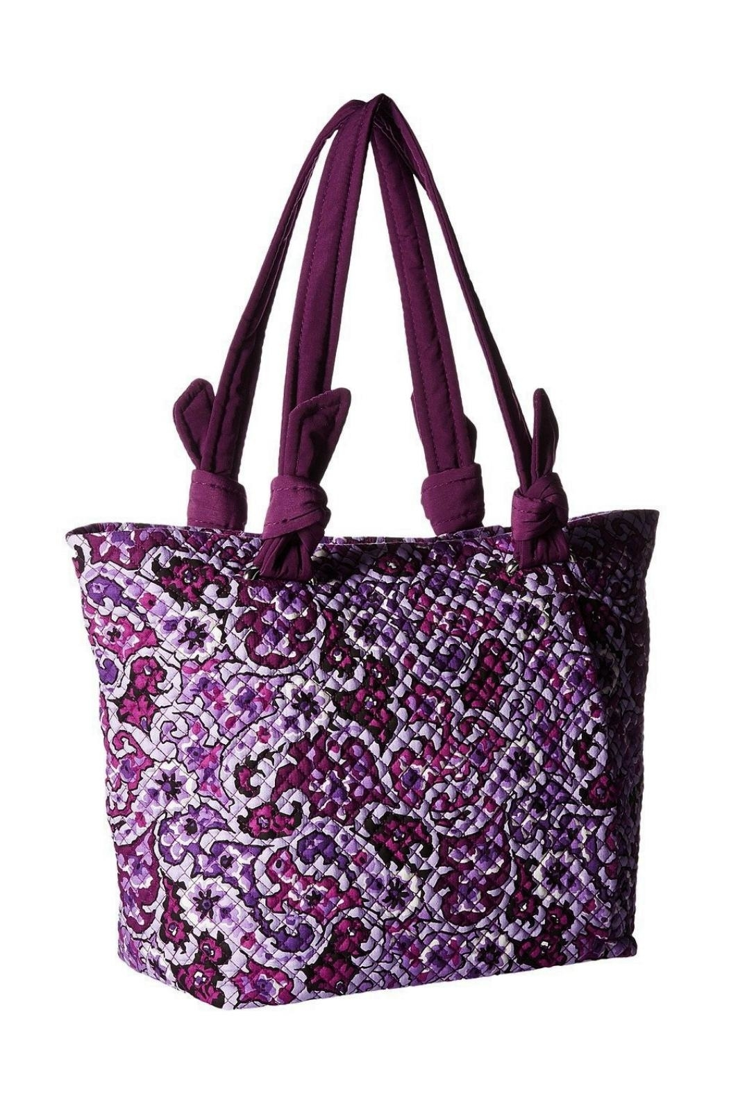 Vera Bradley Lilac Paisley Hadley-East-West - Front Full Image