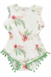 Bailey's Blossoms Hadley Romper - Front cropped
