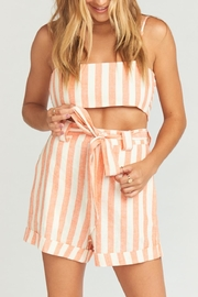 Show Me Your Mumu Hadley Shorts - Side cropped