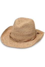 Wallaroo Hat Company Hailey Cowgirl Hat - Front cropped