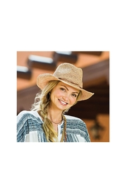Wallaroo Hat Company Hailey Cowgirl Hat - Front full body