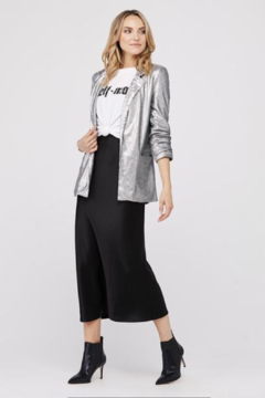 David Lerner New York Hailey Sequin Blazer - Alternate List Image