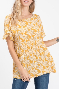 Hailey & Co Floral Babydoll - Product List Image