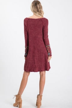Hailey & Co Mineral Washed Dress - Alternate List Image