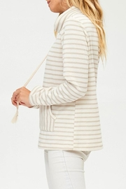 Hailey & Co Winter White Sweatshirt - Side cropped