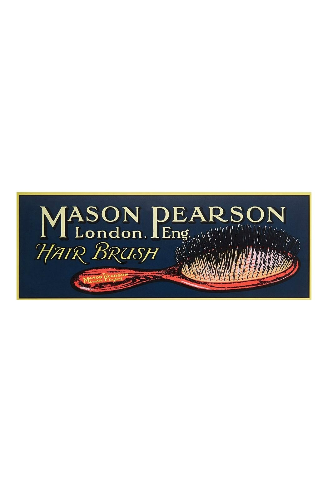 Mason Pearson Hair Comb - Front Full Image