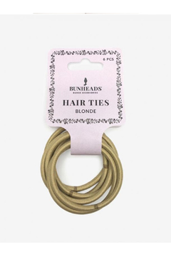 Bunheads Hair Elastics - Alternate List Image