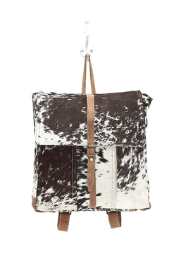 Shoptiques Product: HAIR-ON BACKPACK BAG