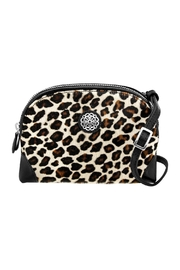 Brighton Hair-On Crossbody Pouch - Front cropped