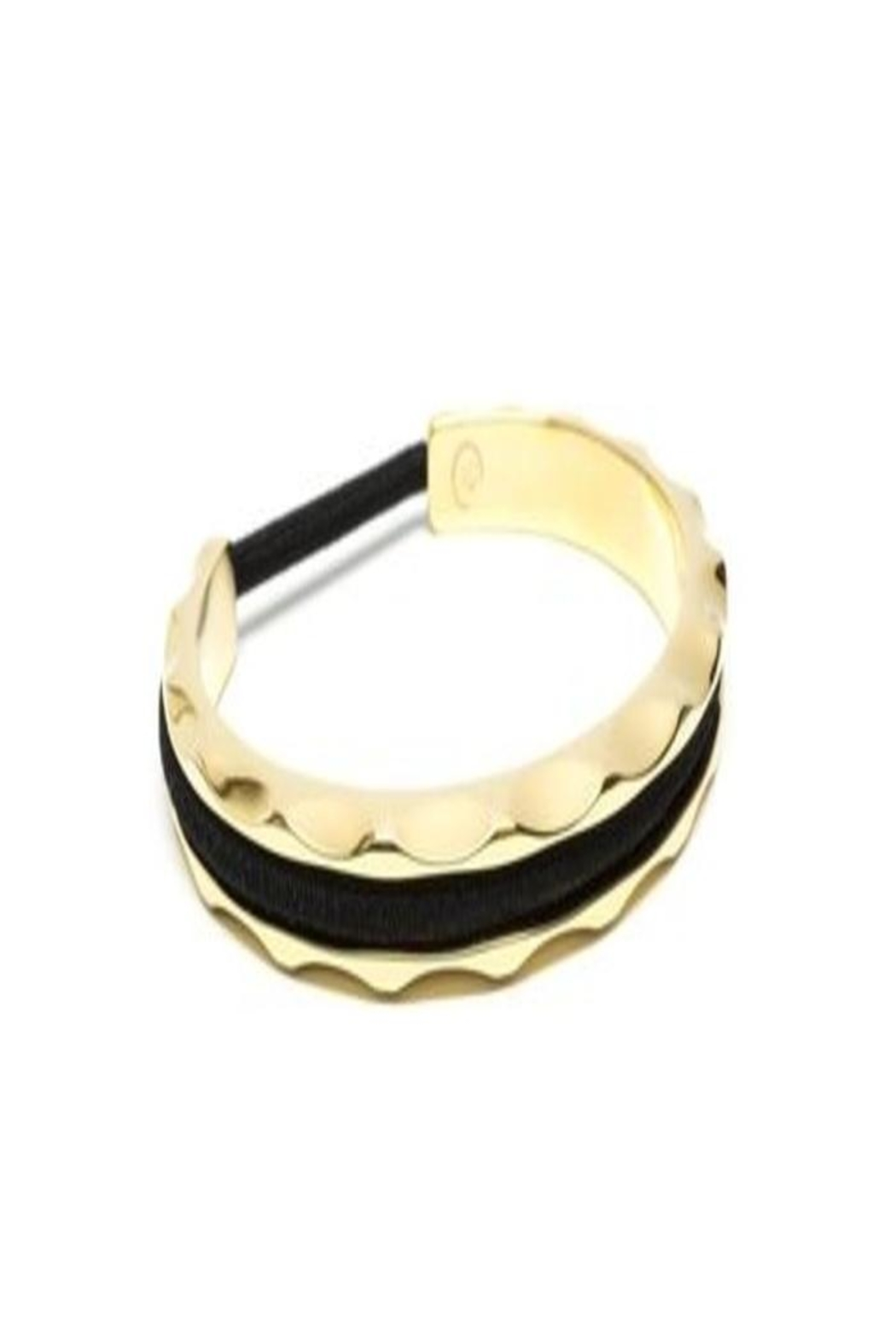 Maria Shireen  Hair-Tie Bracelet, Wvy - Front Cropped Image