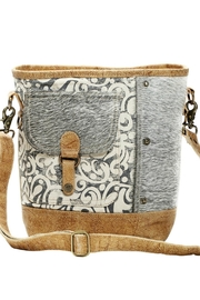 Myra Bags Hairon Flap Bag - Product Mini Image