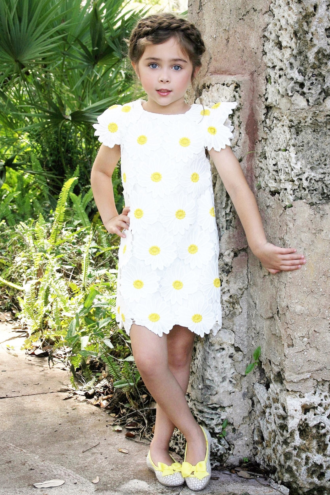 c3d0b9826 Halabaloo Daisy Lace Dress from Florida by Warm Hearts Special ...