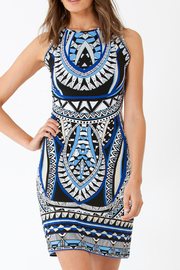 Hale Bob Opal Deco Dress - Product Mini Image