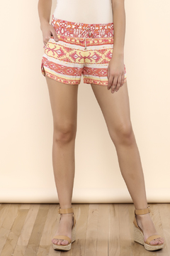 Shoptiques Product: Printed Shorts