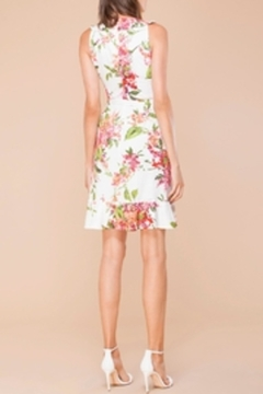 Hale Bob Althaea Flounce Wrap Dress - Alternate List Image