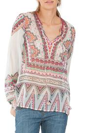 Hale Bob Beaded Tunic - Front cropped