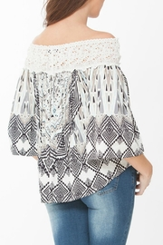 Hale Bob Verita Blouse - Front full body