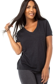 Liverpool  Half Sleeve V-Neck Tee - Front cropped