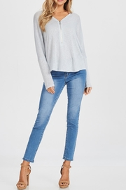 Jolie Half Zip Sweater - Product Mini Image