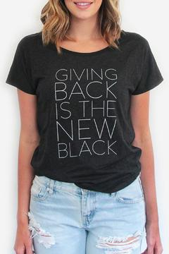 Shoptiques Product: Giving Back Tee