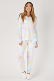 Glyder Halfway Tie Dye Jogger - Product Mini Image