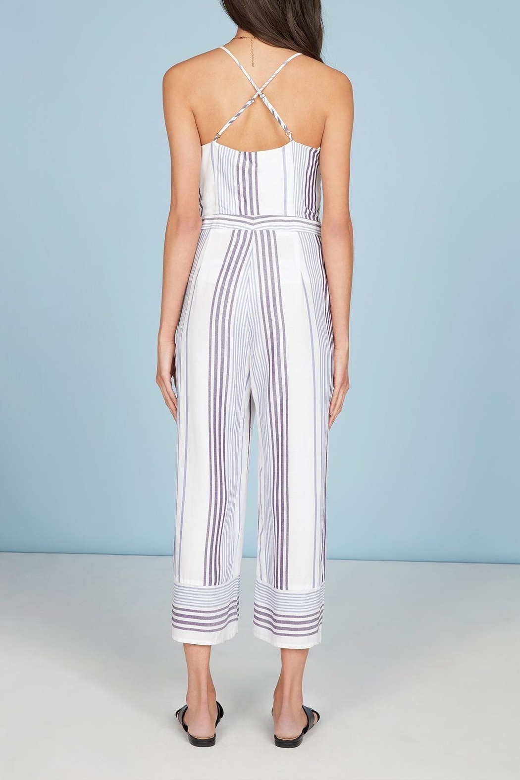 Willow & Clay Hali Jumpsuit - Side Cropped Image