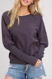 Listicle Hallogen Sleeve Top - Product Mini Image