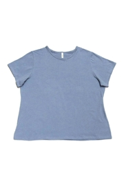 Halo Blue Tee Shirt - Front cropped