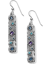 Brighton Halo Rays Bar French Wire Earrings JA6283 sku1138 - Product Mini Image