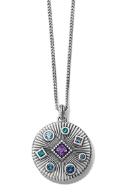 Brighton Halo Rays Petite Necklace JM2293 - Product Mini Image