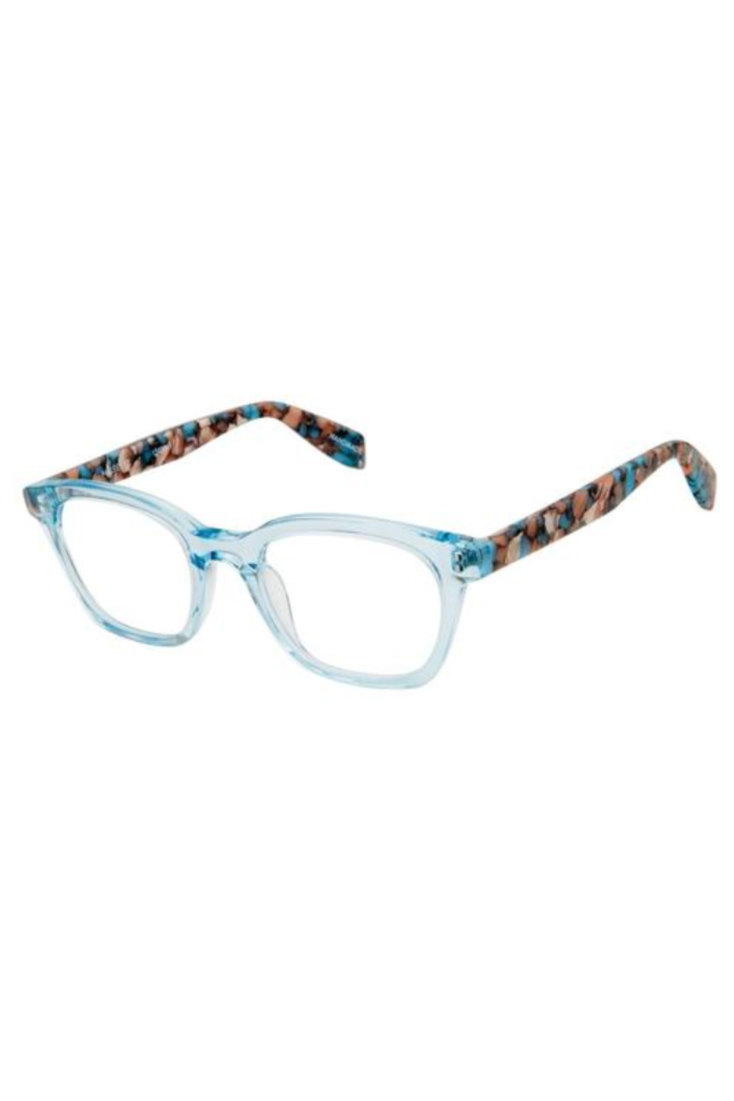 The Birds Nest HALSEY STREET OCEAN PEARLY +2.00 SCOJO READING GLASSES - Main Image