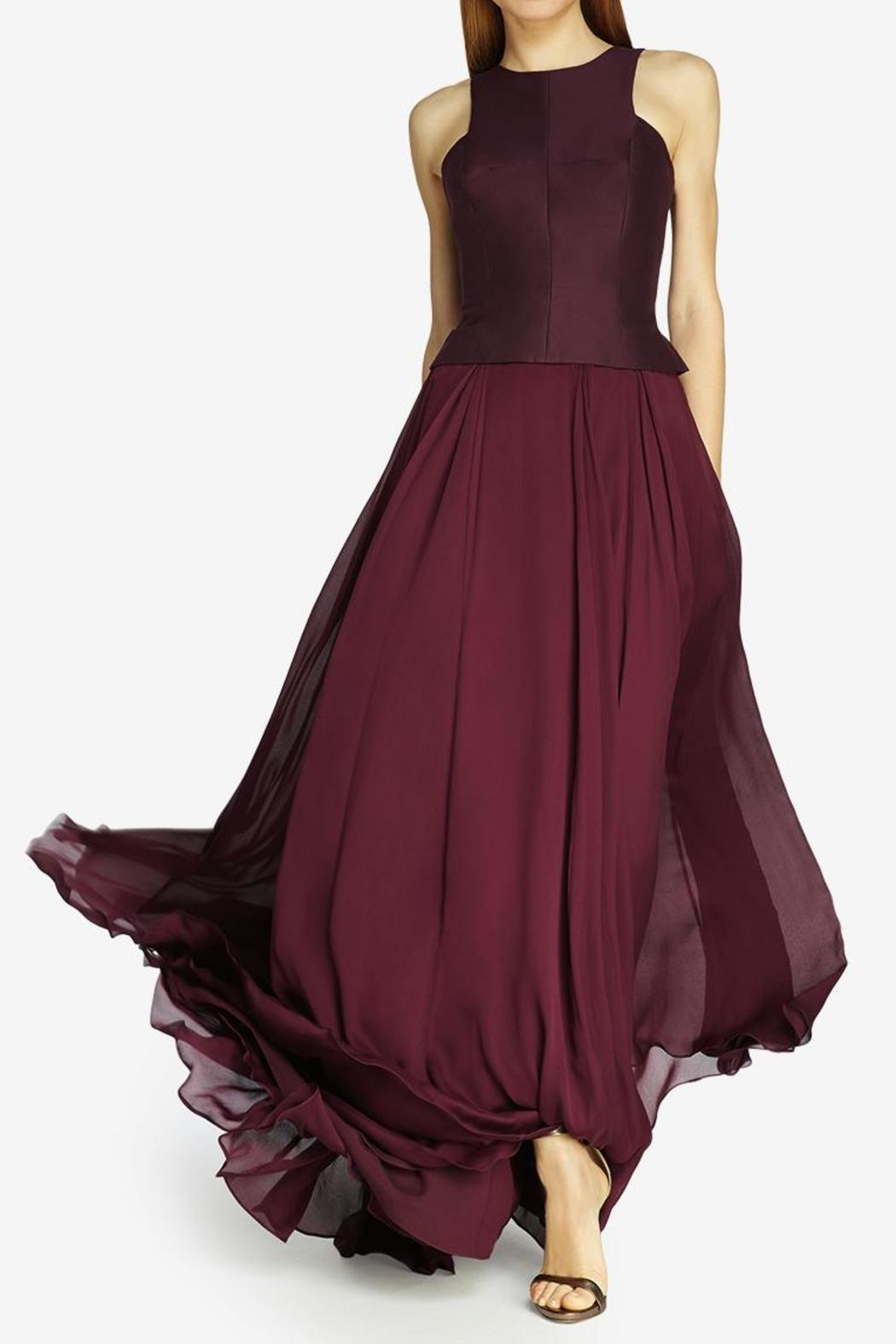 6f5542f3379 Halston Heritage Georgette Maxi Skirt from New York by Aggie ...