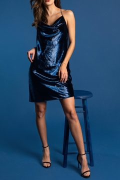 Halston Heritage Mini, Midnight, Dress - Product List Image