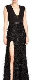 Halston Heritage Off Shoulder Gown - Product Mini Image