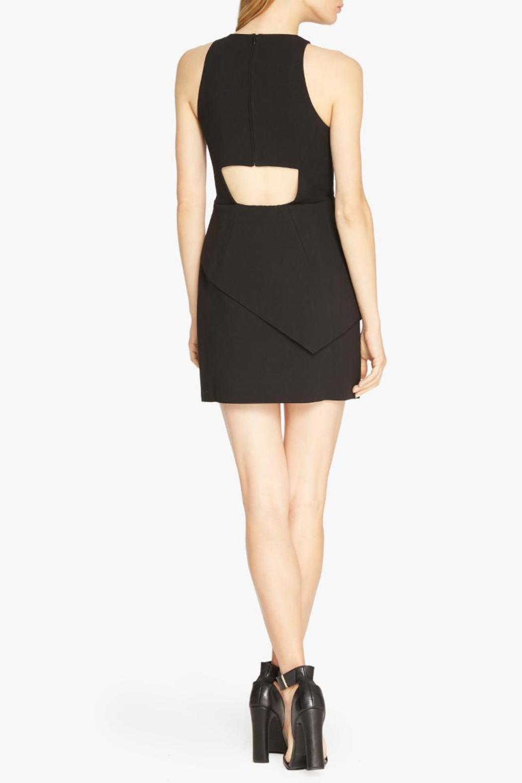 Halston Heritage Tank Dress - Side Cropped Image