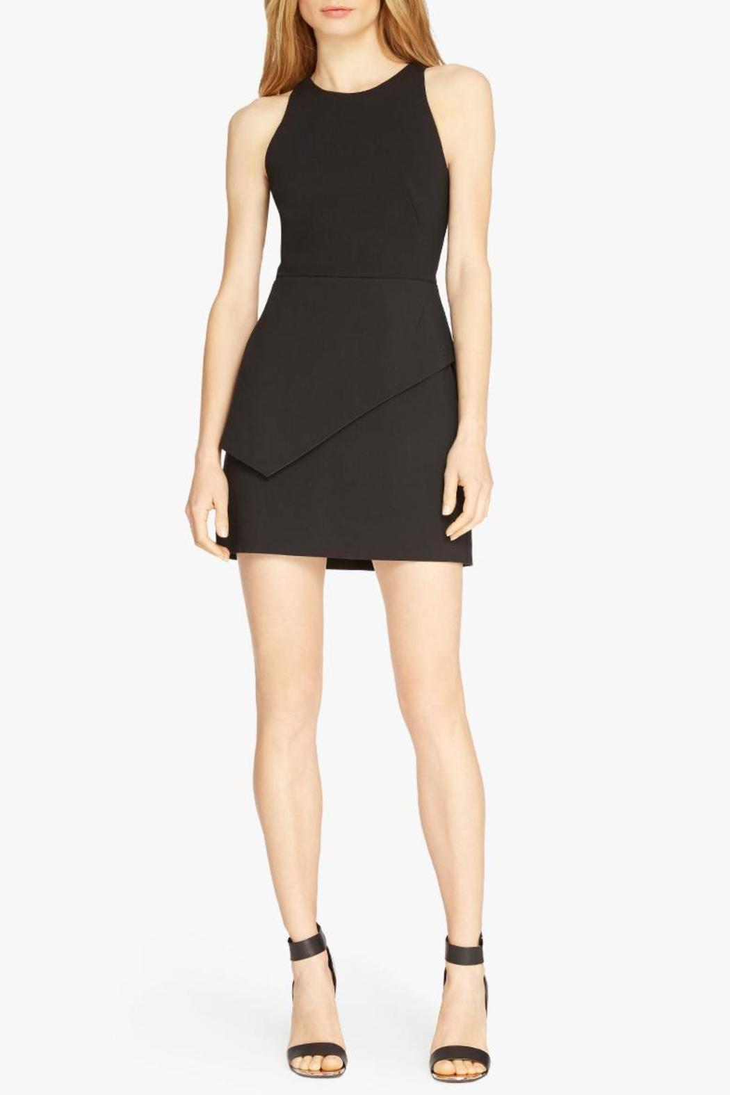 Halston Heritage Tank Dress - Front Cropped Image
