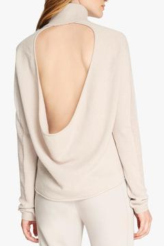 Halston Heritage Cashmere Turtleneck - Alternate List Image