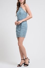 J.O.A. Halter Bodycon Dress - Product Mini Image